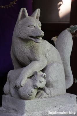柏山稲荷神社(中央区月島)3