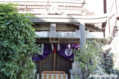 柏山稲荷神社(中央区月島)2