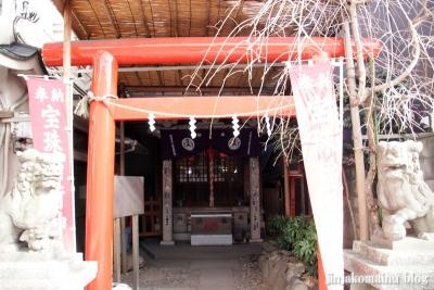 宝珠稲荷神社(中央区銀座)5