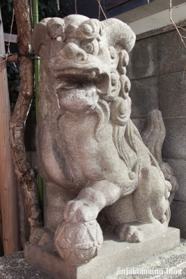 宝珠稲荷神社(中央区銀座)3