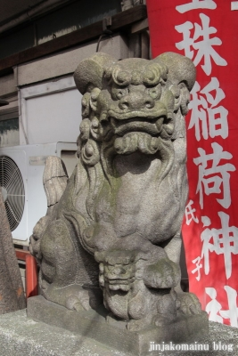 宝珠稲荷神社(中央区銀座)4