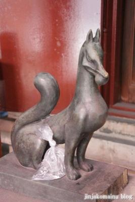 宝珠稲荷神社(中央区銀座)8
