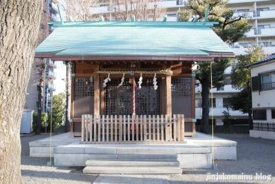 西早稲田天祖神社(新宿区西早稲田)6