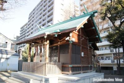 西早稲田天祖神社(新宿区西早稲田)7