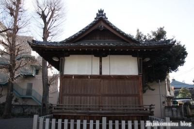 西早稲田天祖神社(新宿区西早稲田)9
