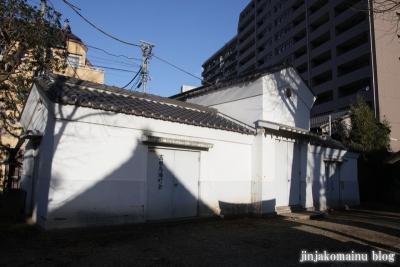 西早稲田天祖神社(新宿区西早稲田)10