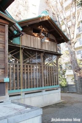 西早稲田天祖神社(新宿区西早稲田)8