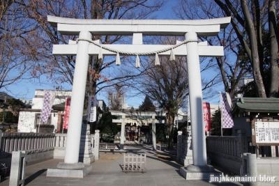 雑司ヶ谷鳳神社(豊島区雑司ヶ谷)3
