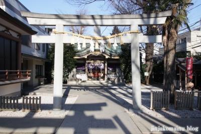 雑司ヶ谷鳳神社(豊島区雑司ヶ谷)5