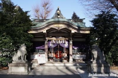 雑司ヶ谷鳳神社(豊島区雑司ヶ谷)7