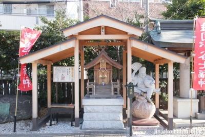 雑司ヶ谷鳳神社(豊島区雑司ヶ谷)10