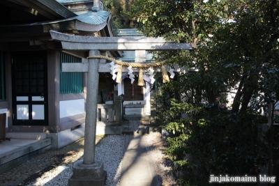 雑司ヶ谷鳳神社(豊島区雑司ヶ谷)11