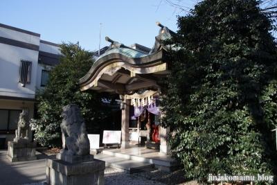 雑司ヶ谷鳳神社(豊島区雑司ヶ谷)13