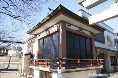 雑司ヶ谷鳳神社(豊島区雑司ヶ谷)15