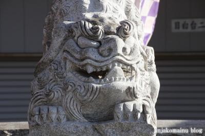 雑司ヶ谷鳳神社(豊島区雑司ヶ谷)25