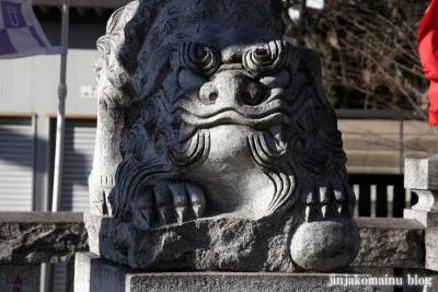雑司ヶ谷鳳神社(豊島区雑司ヶ谷)26