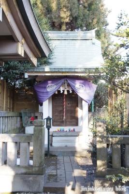 雑司ヶ谷鳳神社(豊島区雑司ヶ谷)12