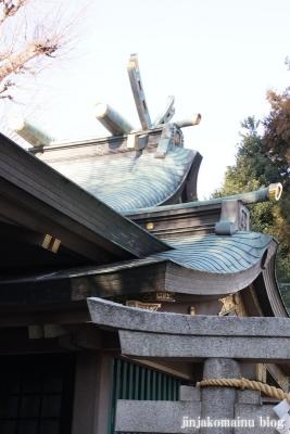 雑司ヶ谷鳳神社(豊島区雑司ヶ谷)14