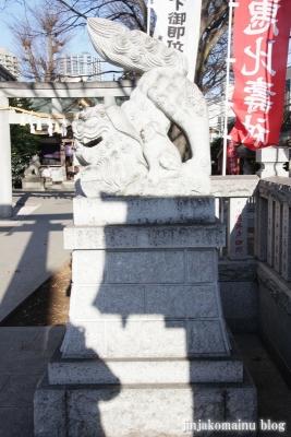 雑司ヶ谷鳳神社(豊島区雑司ヶ谷)17