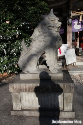 雑司ヶ谷鳳神社(豊島区雑司ヶ谷)32