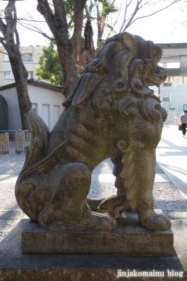 雑司ヶ谷鳳神社(豊島区雑司ヶ谷)30