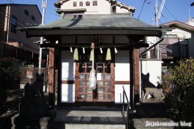 豊坂稲荷神社(新宿区下落合)7