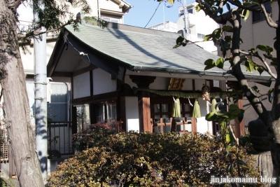 豊坂稲荷神社(新宿区下落合)13