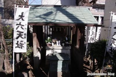 第六天社(新宿区下落合)4