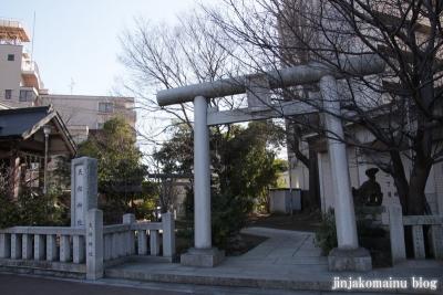 天祖神社(豊島区目白)1
