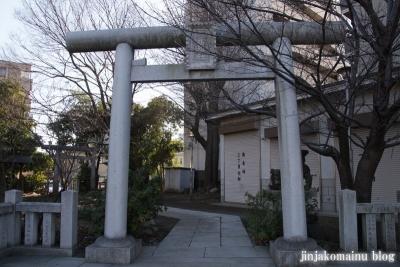 天祖神社(豊島区目白)3