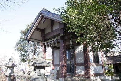 天祖神社(豊島区目白)7
