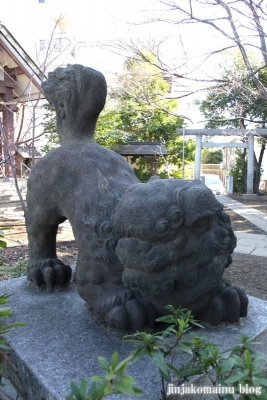 天祖神社(豊島区目白)16