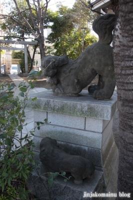 天祖神社(豊島区目白)23