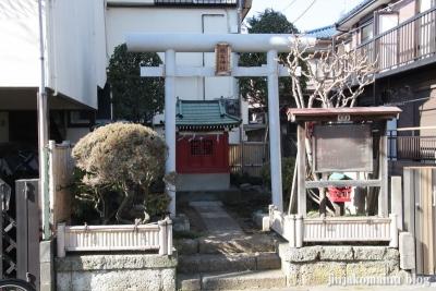 春名神社(豊島区千川)1