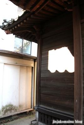 五郎久保稲荷神社(豊島区南長崎)10