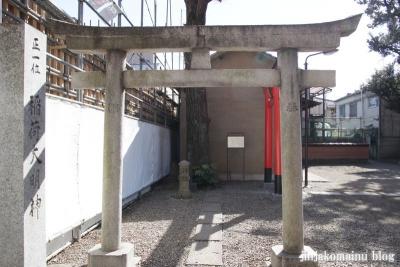 五郎久保稲荷神社(豊島区南長崎)3
