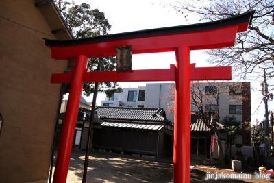 五郎久保稲荷神社(豊島区南長崎)5
