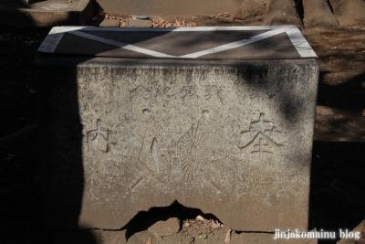五郎久保稲荷神社(豊島区南長崎)7