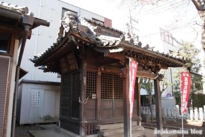 五郎久保稲荷神社(豊島区南長崎)9