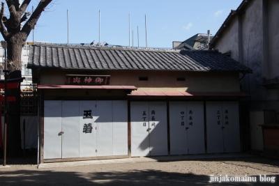 五郎久保稲荷神社(豊島区南長崎)11