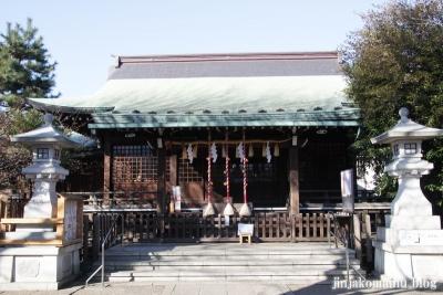 下落合氷川神社(新宿区下落合)6