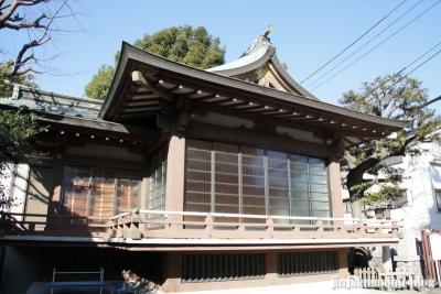 下落合氷川神社(新宿区下落合)9