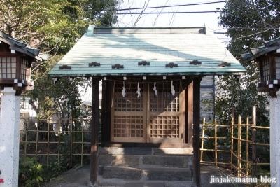 下落合氷川神社(新宿区下落合)10