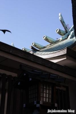 下落合氷川神社(新宿区下落合)8