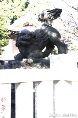 下落合氷川神社(新宿区下落合)12