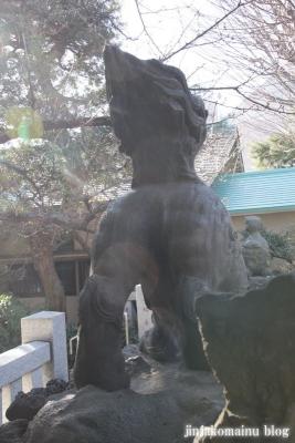 下落合氷川神社(新宿区下落合)15