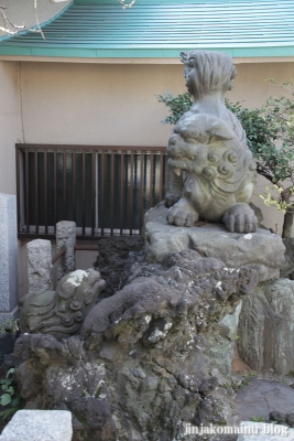 下落合氷川神社(新宿区下落合)23