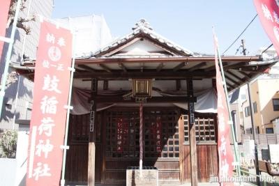 鼓稲荷神社(新宿区西落合)6