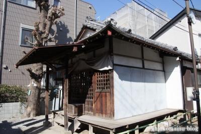 鼓稲荷神社(新宿区西落合)8