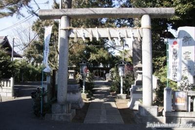 中井御霊神社(新宿区中井)2